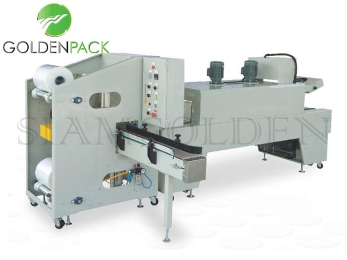 เครื่องชริ้งฟิล์ม SGS-900LB + SGS-1500LC