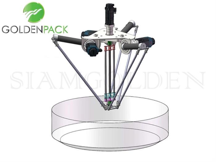 หุ่นยนต์จัดเรียงสินค้า YSRD-4-03-C