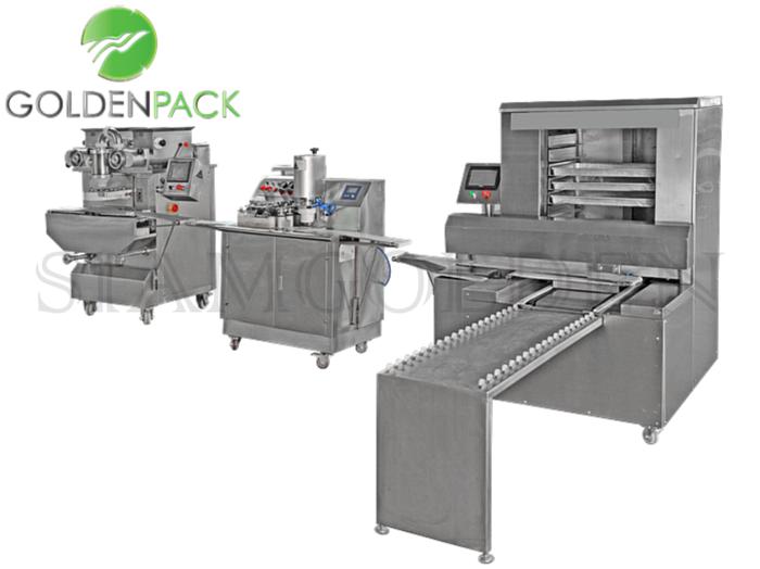 เครื่องผลิตขนม Bakery Machine