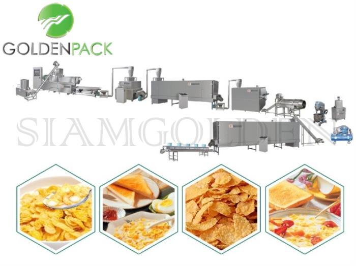 ไลน์ผลิตอาหาร Food Production Line